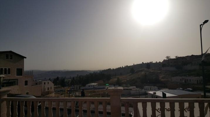 Views from Har Shmuel