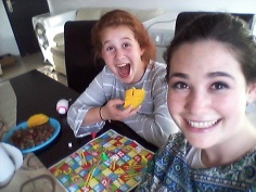 mango and Shoots and Ladders