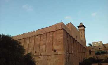 Mearas hamachpeala, tomb of the Patriarchs
