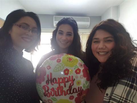 Office birthday