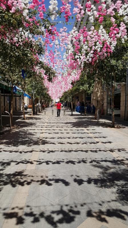 Near Hillel Street, Jerusalem