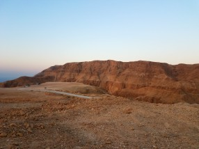 Near the Dead Sea
