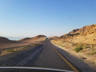 Road trip to watch the meteor showers near the Dead Sea
